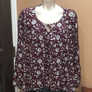 OTHERS FOLLOW BLOUSE GREAT CONDITION SIZE M